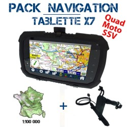 Tablette X7 Pack Navigation...